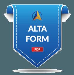 Download PDF ALTA Form